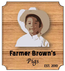 Farmer Brown's Pigs